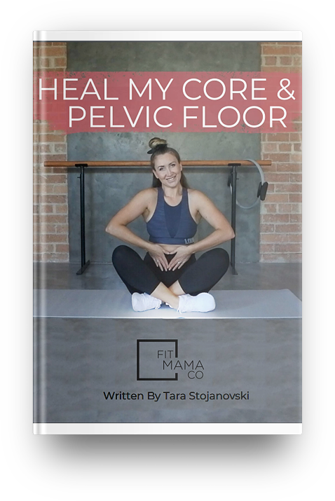 heal my core and pelvic floor