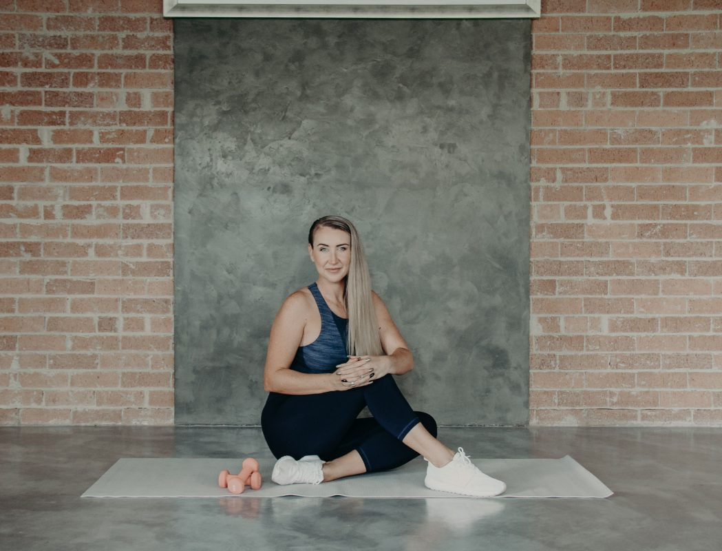 pregnancy personal trainer